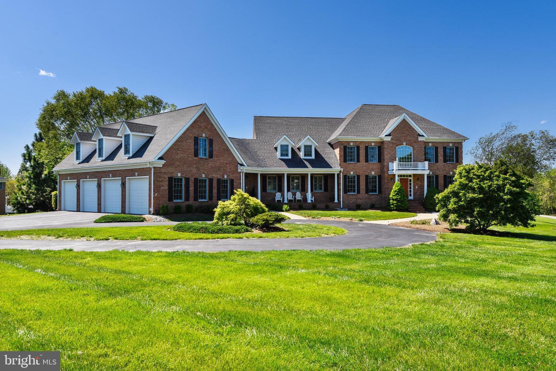 Single Family Homes для того Продажа на Davidsonville, Мэриленд 21035 Соединенные Штаты