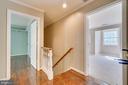Upper Level Hallway - 646 HOLLY CORNER RD, FREDERICKSBURG