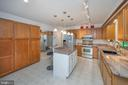 Island Full Equipped Kitchen accent lighting - 118 INDEPENDENCE ST, LOCUST GROVE