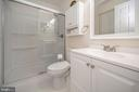 Remodeled Master Bath - 118 INDEPENDENCE ST, LOCUST GROVE