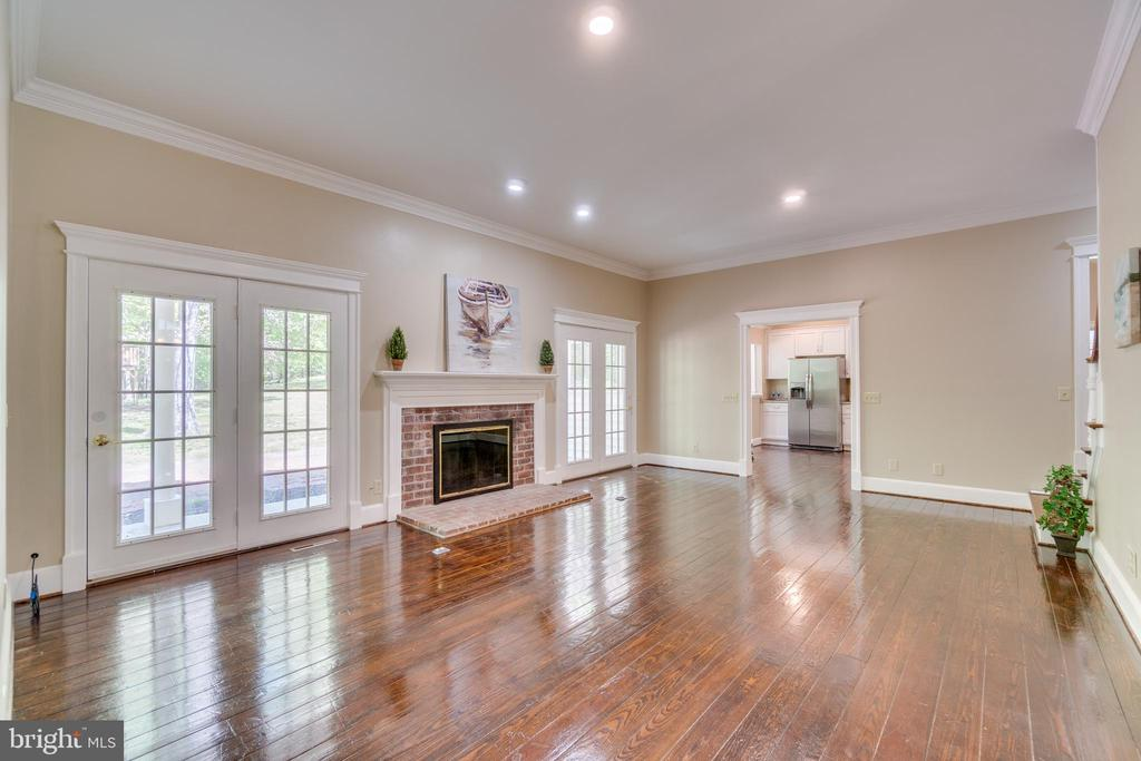 Double French Doors - 646 HOLLY CORNER RD, FREDERICKSBURG