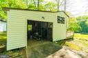 Storage Building for your equipment or toys - 646 HOLLY CORNER RD, FREDERICKSBURG