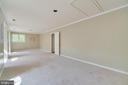 4th Bedroom has lots of natural light - 646 HOLLY CORNER RD, FREDERICKSBURG