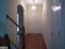 Foyer Entrance with Coat Closet - 612 LAKEVIEW PKWY, LOCUST GROVE
