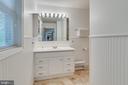 Master bathroom - 6211 BRYN LN, MINERAL