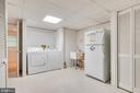 Laundry room - 6211 BRYN LN, MINERAL