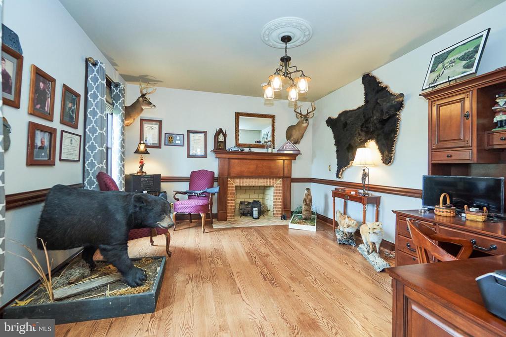 Office, den, game room - 345 GRIMSLEY RD, FLINT HILL