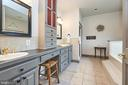 Master Bath - 345 GRIMSLEY RD, FLINT HILL