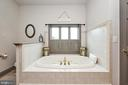A jet tub with a view! - 345 GRIMSLEY RD, FLINT HILL