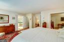 Master Bedroom with a nice Walk-In Closet! - 12210 GLADE DR, FREDERICKSBURG