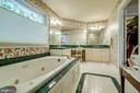 Master Bathroom  - Very well maintained! - 12210 GLADE DR, FREDERICKSBURG