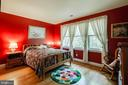 Bedroom 3 - Beautiful Windows and Light! - 12210 GLADE DR, FREDERICKSBURG
