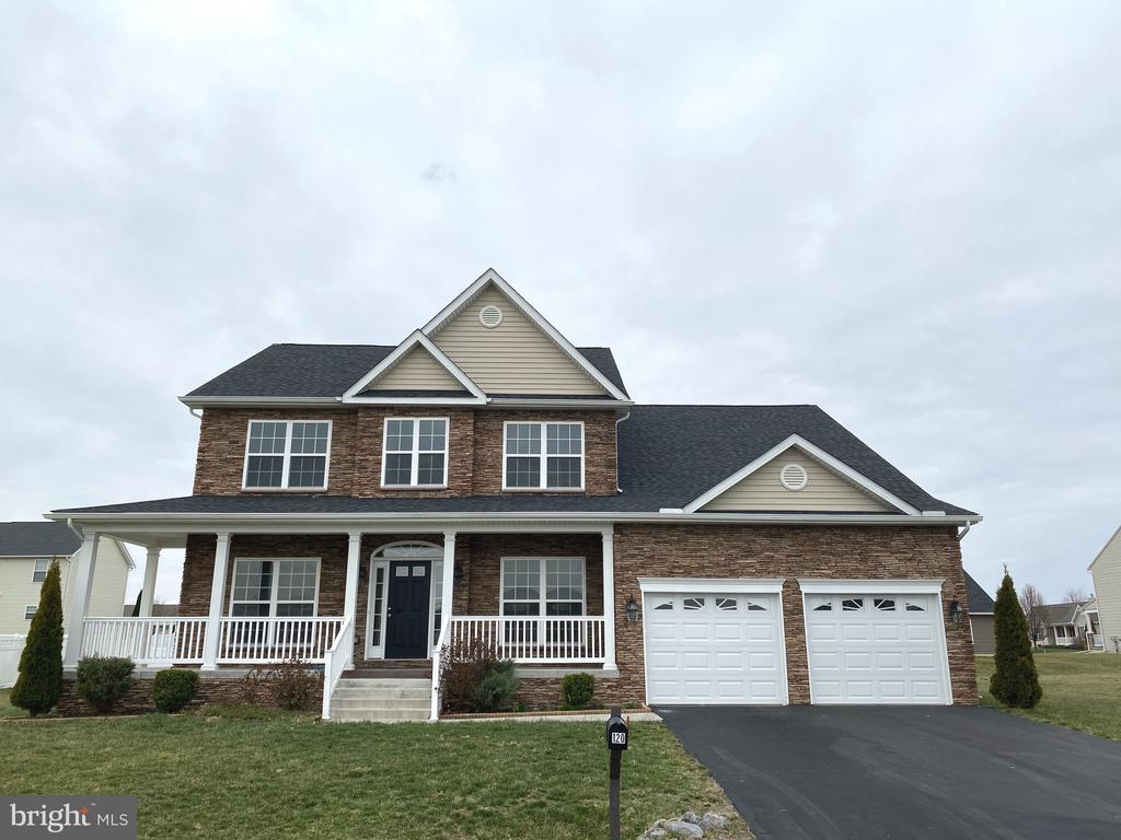 - 120 CHARISMATIC COURT, MARTINSBURG