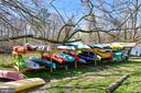 Ulmstead Estates Kayak Rack - 1058 ULMSTEAD CIR, ARNOLD