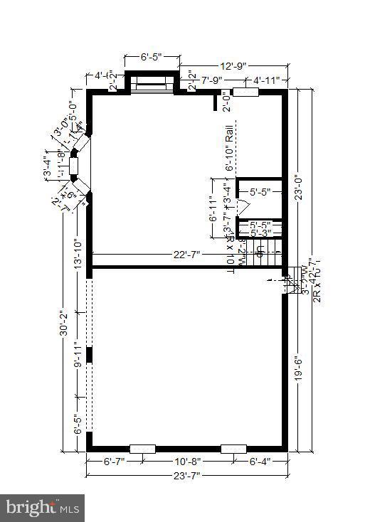 Lower Level Dimension - 1058 ULMSTEAD CIR, ARNOLD