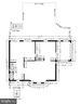 Main Level Dimensions - 1058 ULMSTEAD CIR, ARNOLD