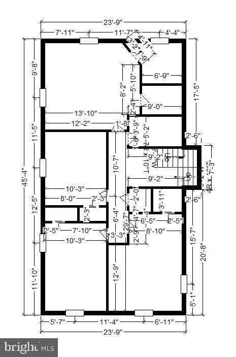 Upper Level Dimensions - 1058 ULMSTEAD CIR, ARNOLD