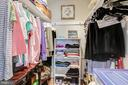 Walk in Closet - 4620 N PARK AVE #1411E, CHEVY CHASE