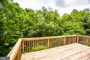 Serene Views for Relaxing on the Deck - 10001 GRASS MARKET CT, FREDERICKSBURG