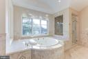 Owner's Bath - 8913 GALLANT GREEN DR, MCLEAN