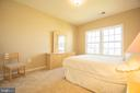 Upstairs Bedroom #3 - 42422 CHAMOIS CT, STERLING