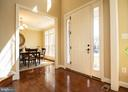 Foyer - 42422 CHAMOIS CT, STERLING