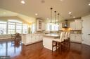Kitchen - 42422 CHAMOIS CT, STERLING