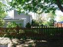 Side of yard on Fairview Avenue - 1127 SHORT ST, ANNAPOLIS
