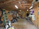 Interior of shed  (12 1/2' x 28') - 1127 SHORT ST, ANNAPOLIS