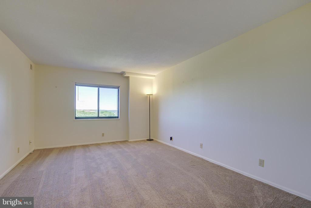 Master Bedroom - Super Spacious! - 5901 MOUNT EAGLE DR #1115, ALEXANDRIA