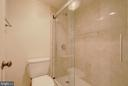 Master Bath - Beautifully Renovated in 2019 - 5901 MOUNT EAGLE DR #1115, ALEXANDRIA
