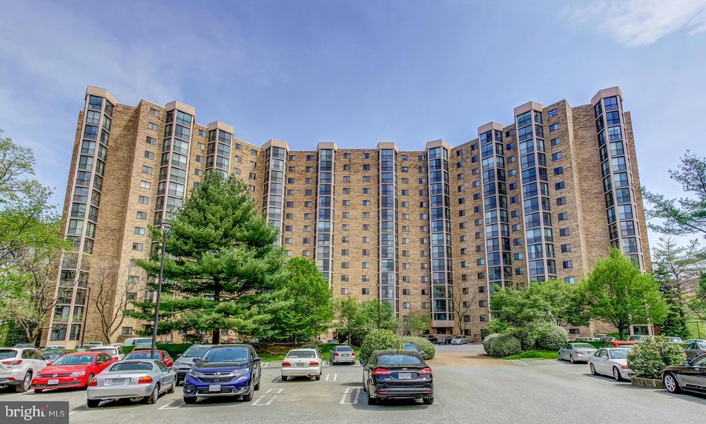 More Than Ample and Very Convenient Parking! - 5901 MOUNT EAGLE DR #1115, ALEXANDRIA