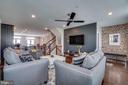 Open Floor plan/view from living room - 20668 DUXBURY TER, ASHBURN