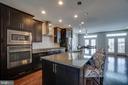 Real wood kitchen cabinets - 20668 DUXBURY TER, ASHBURN