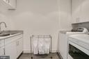 Upper level Laundry Room - 3717 27TH ST N, ARLINGTON