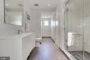 Third level full bath (#4) - 3717 27TH ST N, ARLINGTON