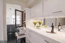 Mirrored backsplash adds sparkle - 3717 27TH ST N, ARLINGTON