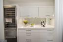 SubZero with wine cooler & 2 refrigerator drawers - 3717 27TH ST N, ARLINGTON