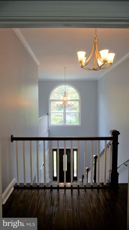 Upper Level Over Looking Main Level - 7301 BRAD ST, FALLS CHURCH