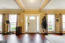 Grand Entrance - 122 BEDROCK DR, WALKERSVILLE