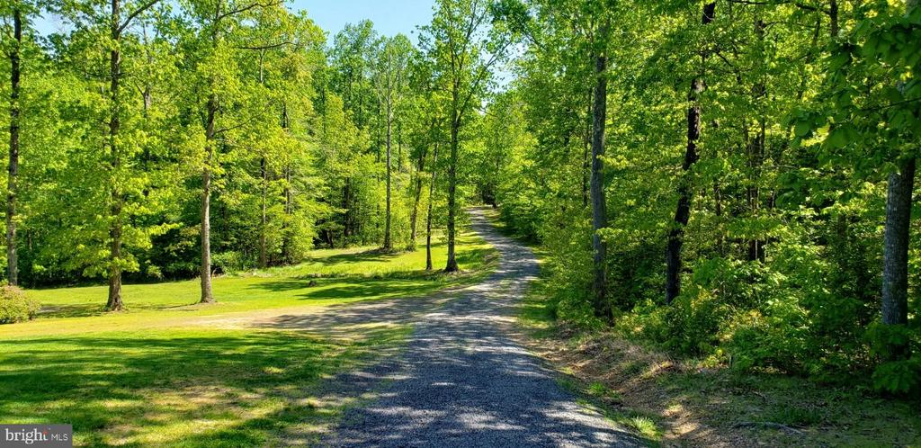 Private driveway - 33150 HUMMINGBIRD LN, LOCUST GROVE