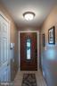 Foyer with Coat Closet - 2318 PINEFIELD RD, WALDORF