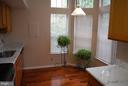 Plant lover's breakfast nook - 19928 DUNSTABLE CIR #204, GERMANTOWN