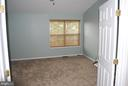 Double doors to master bed room - 19928 DUNSTABLE CIR #204, GERMANTOWN