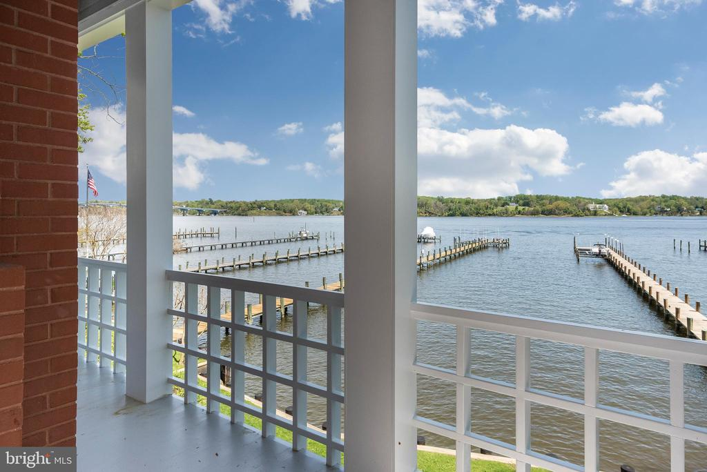 The magnificent Severn River - 6 LOUDEN LN, ANNAPOLIS
