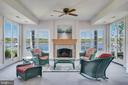 LL Family Room with more great water views - 6 LOUDEN LN, ANNAPOLIS