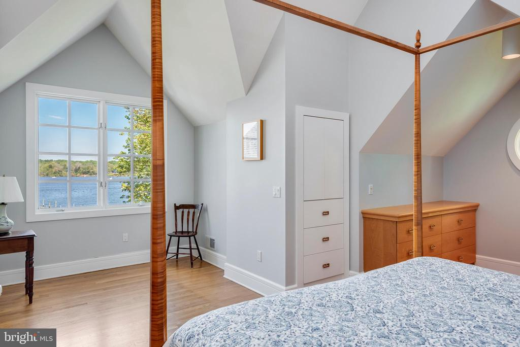 Water views of the Severn River from your bed - 6 LOUDEN LN, ANNAPOLIS