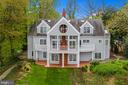Architectural interest and lovely setting - 6 LOUDEN LN, ANNAPOLIS