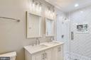 Master Bath - 4810 PEACOCK AVE, ALEXANDRIA