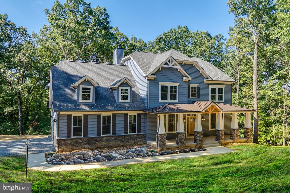 Single Family Homes 為 出售 在 Jefferson, 馬里蘭州 21755 美國